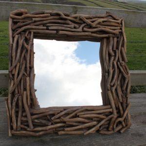Driftwood Mirrors
