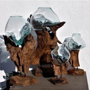 Root Bubble Sculptures